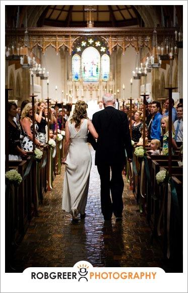 All Saints Episcopal Church Pasadena Wedding - Rob Greer Photography