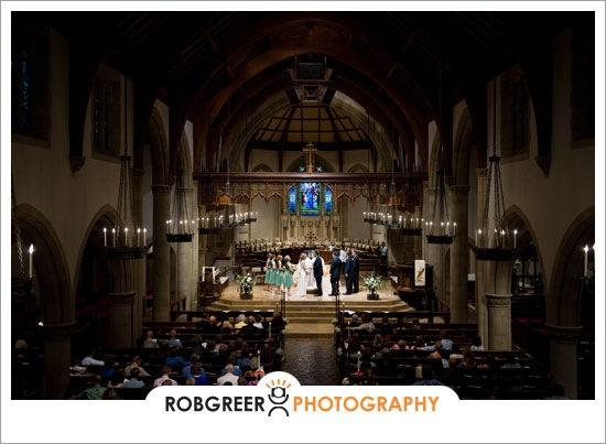 All Saints Episcopal Church Pasadena Wedding Rob Greer