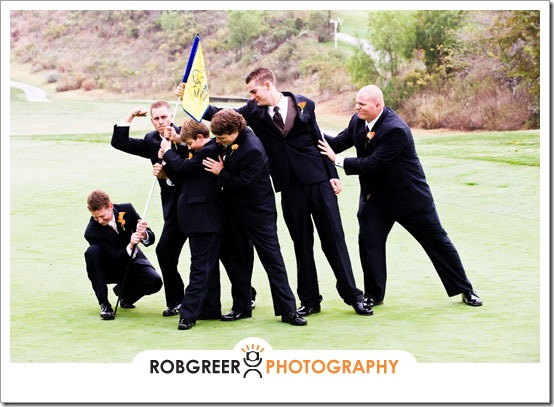 Moorpark Country Club Wedding Photographer