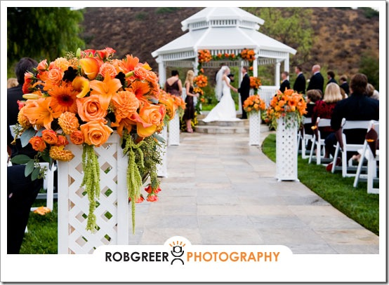 Moorpark Country Club Wedding Gazebo