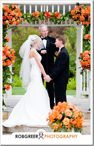 Moorpark Country Club Wedding Ceremony