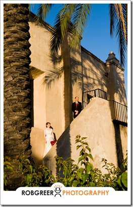 San Gabriel Mission Wedding Photographer