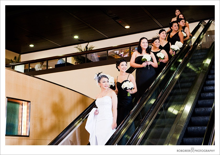 Pacific Palms Resort - Bridal Party