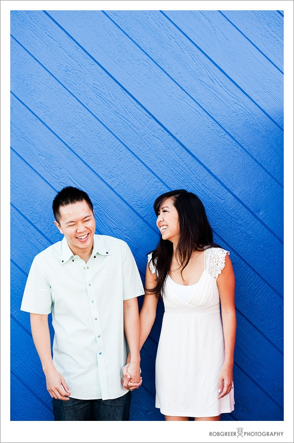 Santa Monica Pier Wedding Photographer