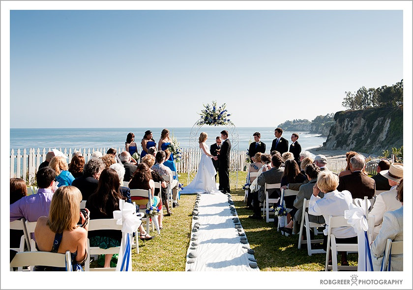 Malibu Wedding Photographer For Paradise Cove