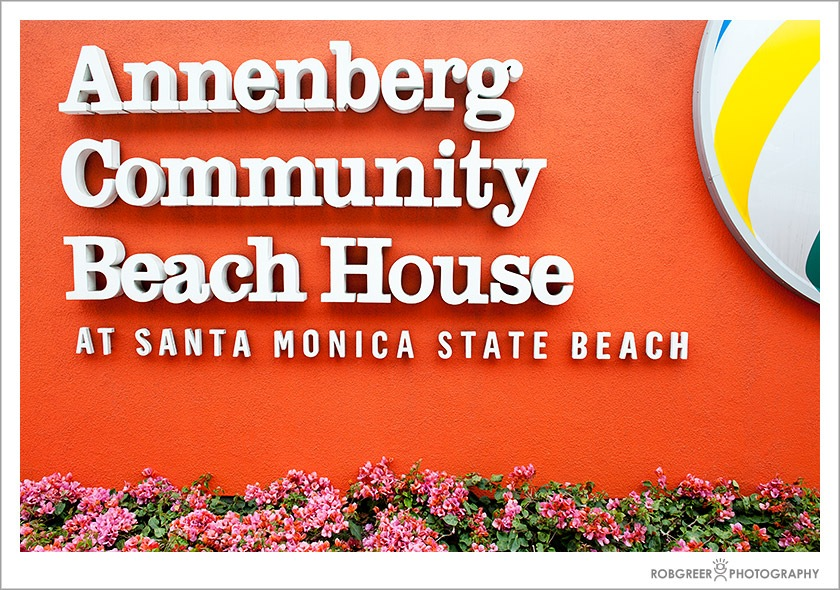 Annenberg Community Beach House on Pacific Coast Highway (PCH) in Santa Monica