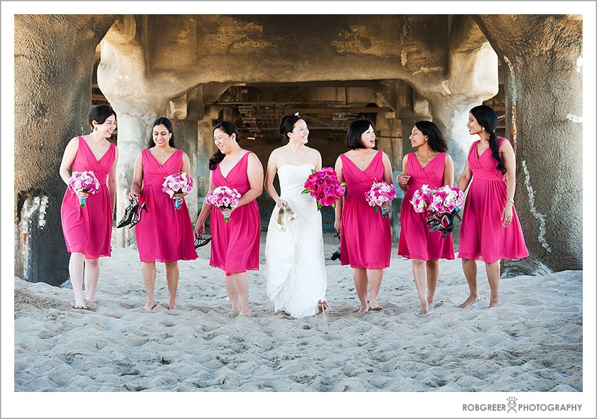 Wedding Photographer in Manhattan Beach