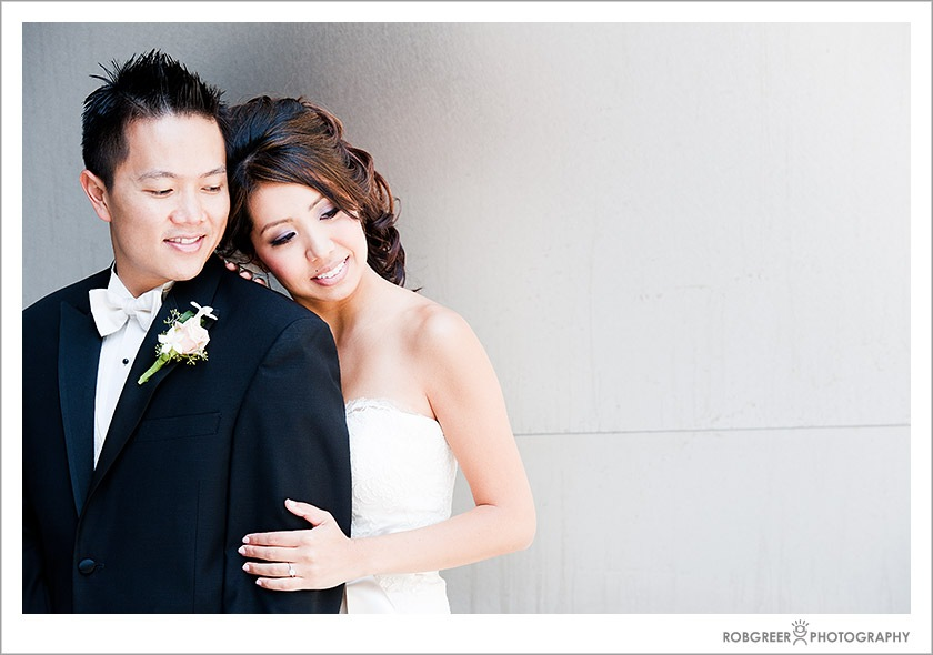 Downtown Los Angeles Wedding Photographer