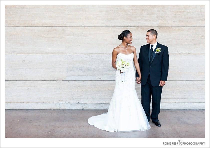 Wedding Photographer at InterContinental Hotel in Los Angeles